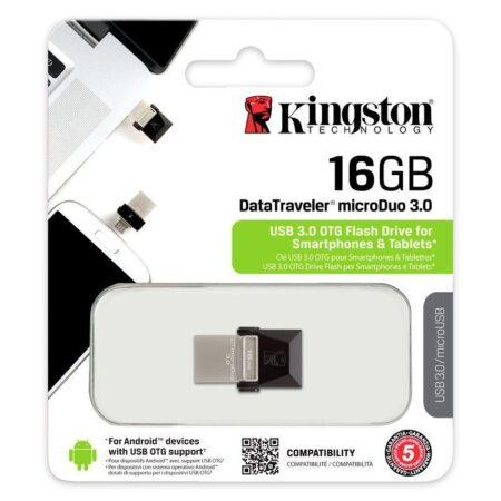 USB Kingston | Memorias | 16GB | 32GB | 64GB