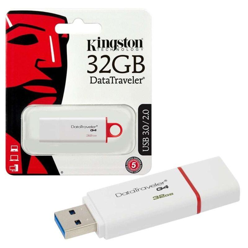 USB Kingston   Memorias   16GB   32GB   64GB