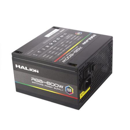 FUENTE DE PODER HALION RGB-600
