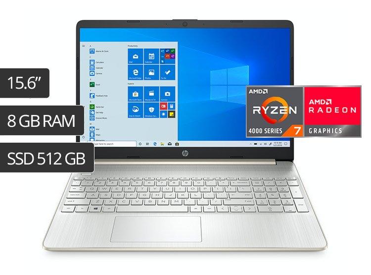 Laptop HP 15 EF1020LA RYZEN 7