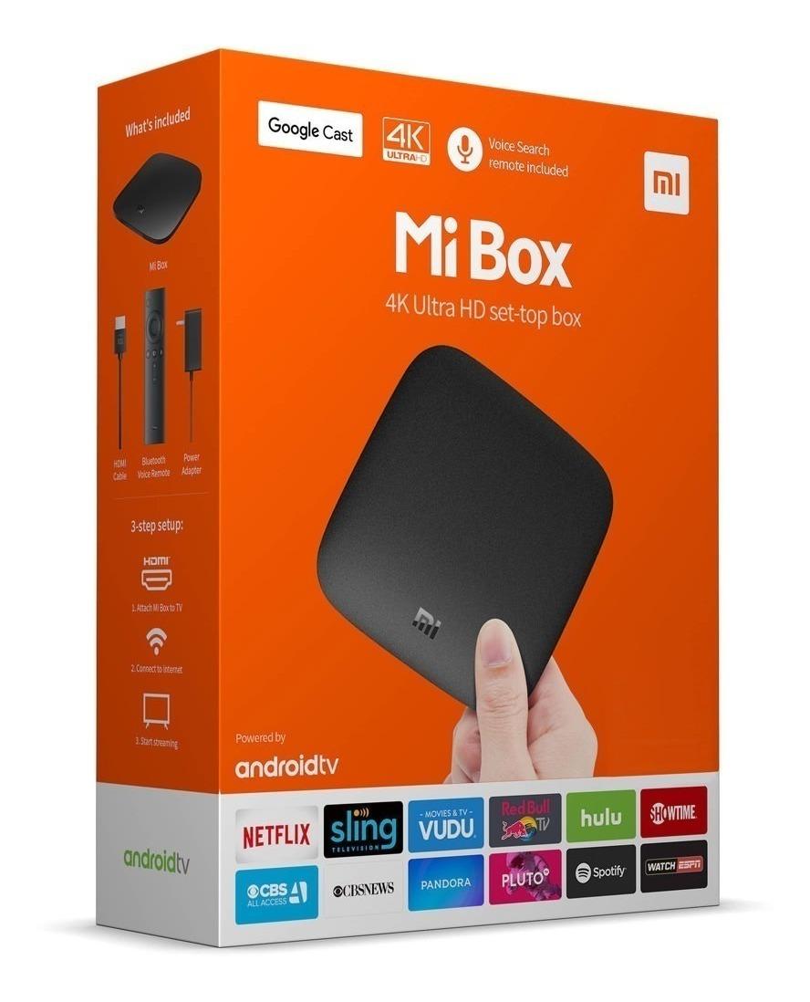 Mi Box S Xiaomi TV Box