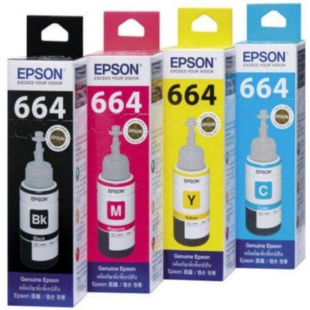 Tinta Epson 664