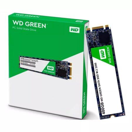 SSD M.2 WD Green