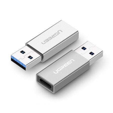 Adpatador Tipo C a USB 3.0 Ugreen
