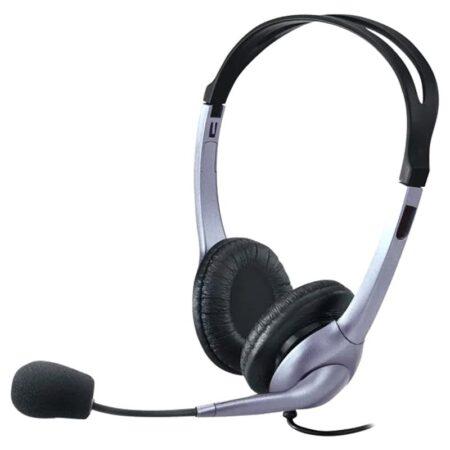 audifono con microfono genius hs-04s