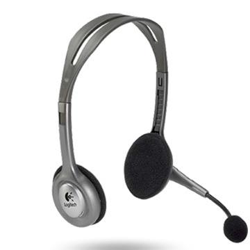 Audifonos con microfono Logitech H111