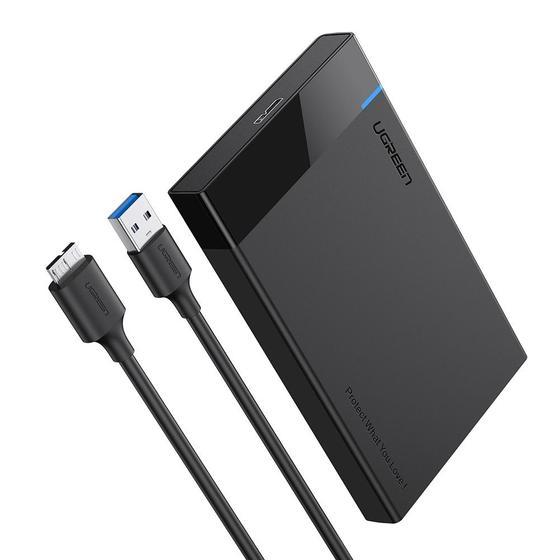 Adaptador Disco Duro a USB Ugreen