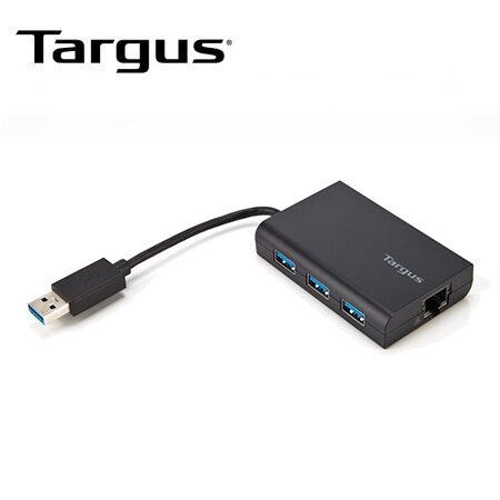 Adaptador Red a USB 3.0 Targus ACH122USZ HUB