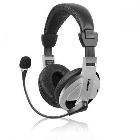 Audífono con micrófono Micronics Platinum MIC-H700