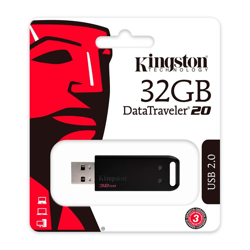 Memoria USB Kingston DT20 Data Traveler