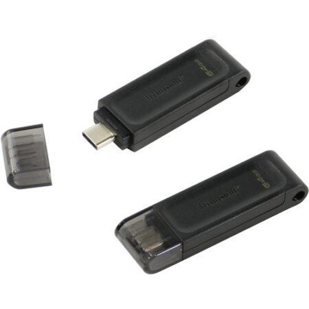 Memoria USB C Kingston DT70 DataTraveler