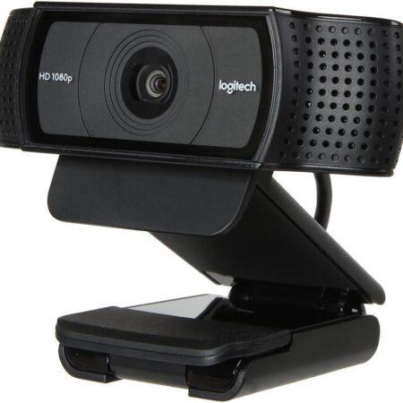 Web Cam Logitech c920e Full HD