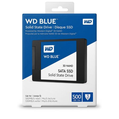disco duro sólido WD Blue