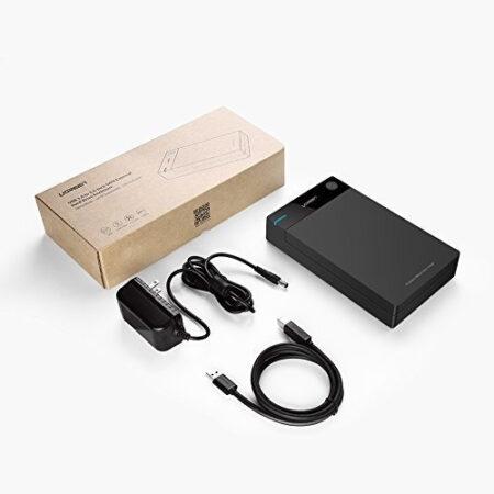 Adaptador tipo case Disco Duro PC a USB Ugreen 50423