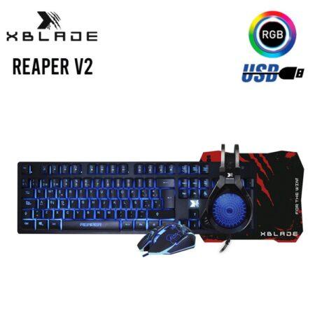 Kit 4 en 1 Xblade Reaper V2 GBX-KMHP509