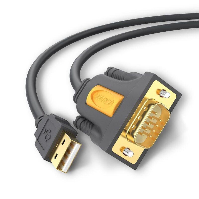 Adaptador USB a Serial Ugreen 20223