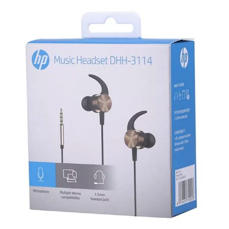 Audífonos HP DHH-3114