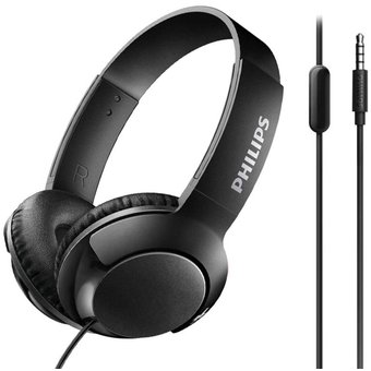 Audífonos Philips BASS SHL3075